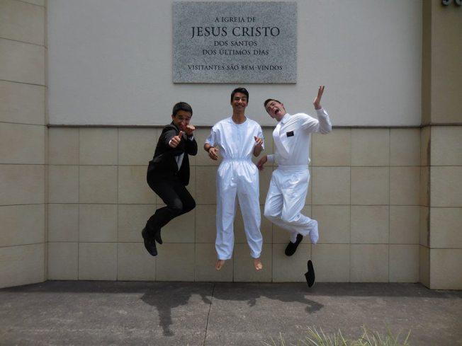 York Julio Baptism