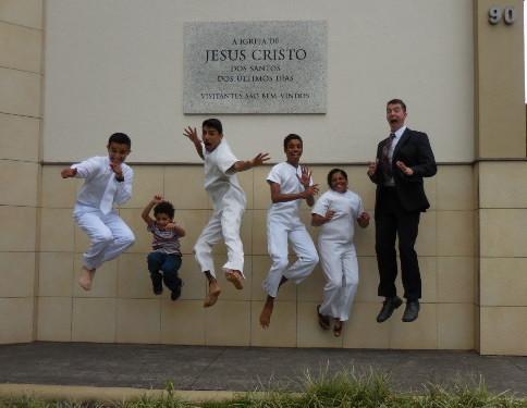 York Azevedo Brazilian Family