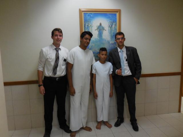 York Baptism Erick