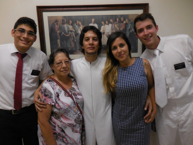 York baptism March 2016