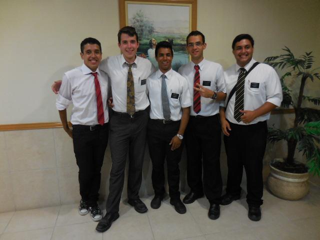York Ribero Pires Missionaries